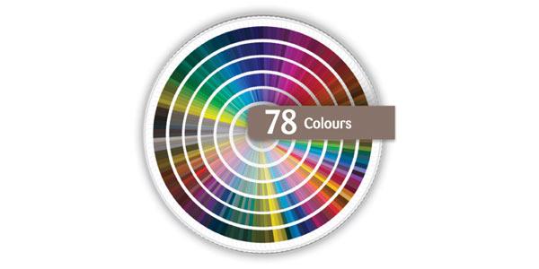 78 Door Colours