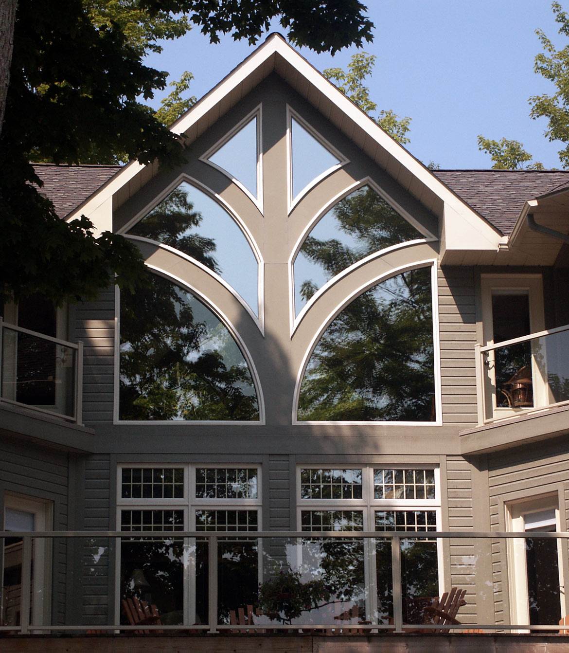 Custom window designs