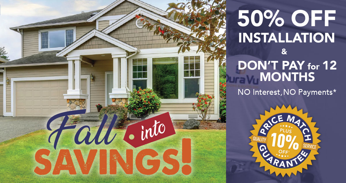 50% off Installation & Don't Pay for 12 Months